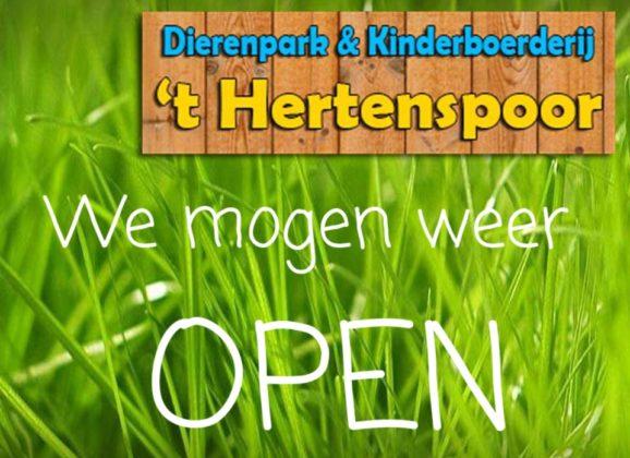 Park open